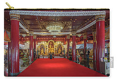 Wat Pa Dara Phirom Phra Chulamani Si Borommathat Interior Dthcm1607 Carry-all Pouch