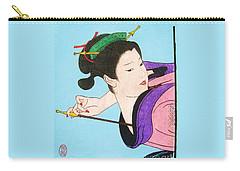 Watashi No Senaka O Kaite Carry-all Pouch