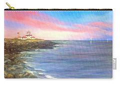 Watch Hill Light House Carry-all Pouch