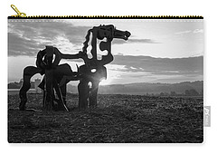 Watchful The Iron Horse  Carry-all Pouch