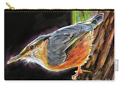 Watching For Spring Carry-all Pouch