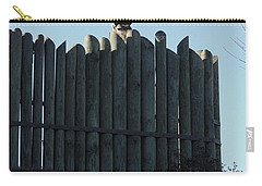 Carry-all Pouch featuring the photograph Watching by Kim Henderson