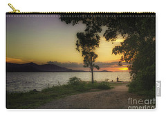 Watching Sunset Carry-all Pouch