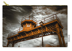 All Along The Watchtower Carry-all Pouch by Wayne Sherriff