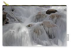 Water And Stone- Dance Of The Elements Carry-all Pouch