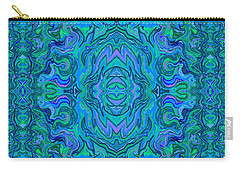Water Art Pattern  Carry-all Pouch