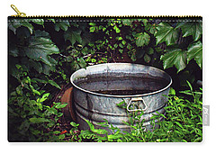 Carry-all Pouch featuring the photograph Water Bearer by Jessica Brawley