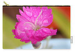 Water Bug Flower Carry-all Pouch