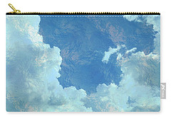 Water Clouds Carry-all Pouch by Robin Regan