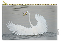 Water Dance Carry-all Pouch by Fraida Gutovich