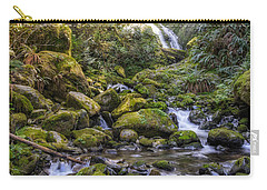 Water Dance Carry-all Pouch by James Heckt