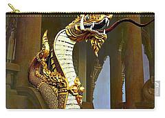Water Dragon-  Phaya Naga Carry-all Pouch