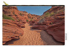 Water Hole Canyon Carry-all Pouch