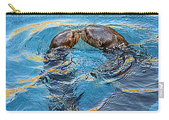 Water Kisses Carry-all Pouch by Jamie Pham