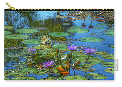Water Lilies I Carry-all Pouch