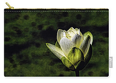 Water Lily 2 Carry-all Pouch