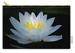 Water Lily Glow Carry-all Pouch