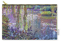 Water Lily Pond Giverny Carry-all Pouch