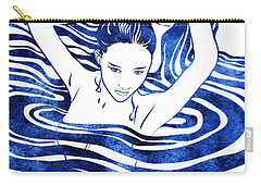 Water Nymph Iv Carry-all Pouch