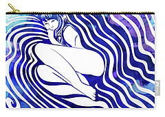 Water Nymph Vii Carry-all Pouch