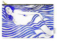 Water Nymph Xiv Carry-all Pouch