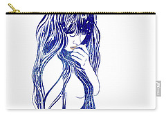 Water Nymph Xvi Carry-all Pouch