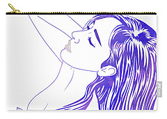 Water Nymph Xviii Carry-all Pouch