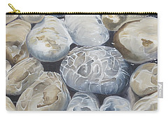 Water Of Pebbles Carry-all Pouch