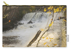 Water Over The Dam. Carry-all Pouch