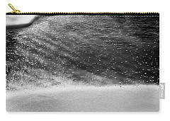 Water Ripples 1 Carry-all Pouch by Glenn Gemmell