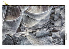 Water Sculpting Rock Art By Kaylyn Franks  Carry-all Pouch