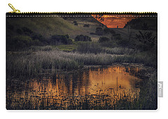 Waterbird Preserve Sunrise Carry-all Pouch