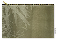Watercolor Bamboo 02 Carry-all Pouch