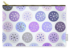 Watercolor Lovely Pattern II Carry-all Pouch