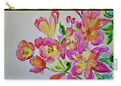Watercolor Series No. 225 Carry-all Pouch