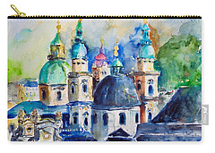 Watercolor Series No. 247 Carry-all Pouch