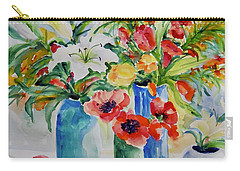 Watercolor Series No. 256 Carry-all Pouch