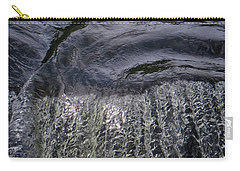 Waterfall Abstract Carry-all Pouch
