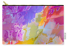 Waterfall Carry-all Pouch by Alika Kumar