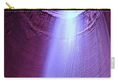 Waterfall At Ruby Falls Carry-all Pouch