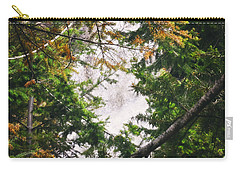 Waterfall Calling My Name Carry-all Pouch by Janie Johnson