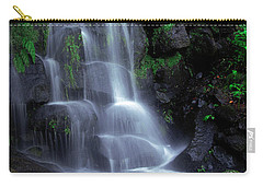Waterfall Carry-all Pouch by Carlos Caetano