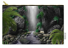 Waterfall Creek Carry-all Pouch