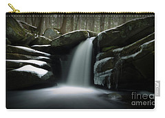 Waterfall From A Dream Carry-all Pouch