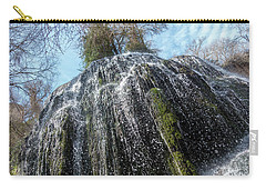 Waterfall From Below Carry-all Pouch