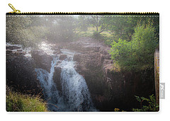 Waterfall Carry-all Pouch by Sergey Simanovsky