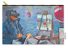 Waterfront Artist Carry-all Pouch