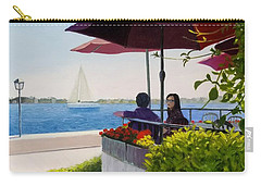 Waterfront Cafe Carry-all Pouch