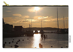 Waterfront, Oslo Fjords, Norway.  Carry-all Pouch