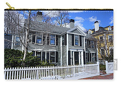 Waterhouse House In Cambridge Carry-all Pouch